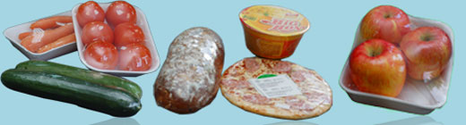 пленка - упаковка пищевых продуктов